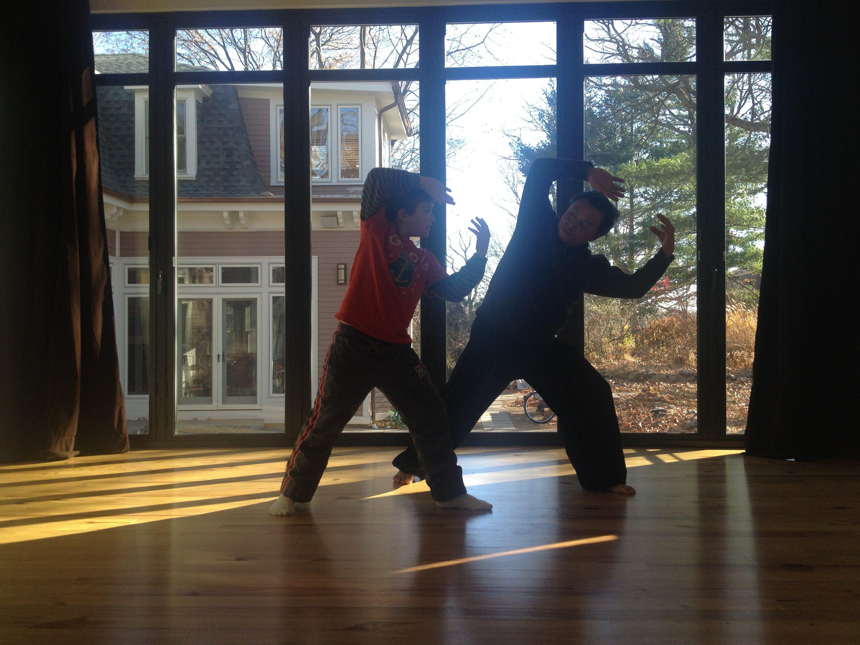 Tai Chi and Qi Gong Old Oak Dojo